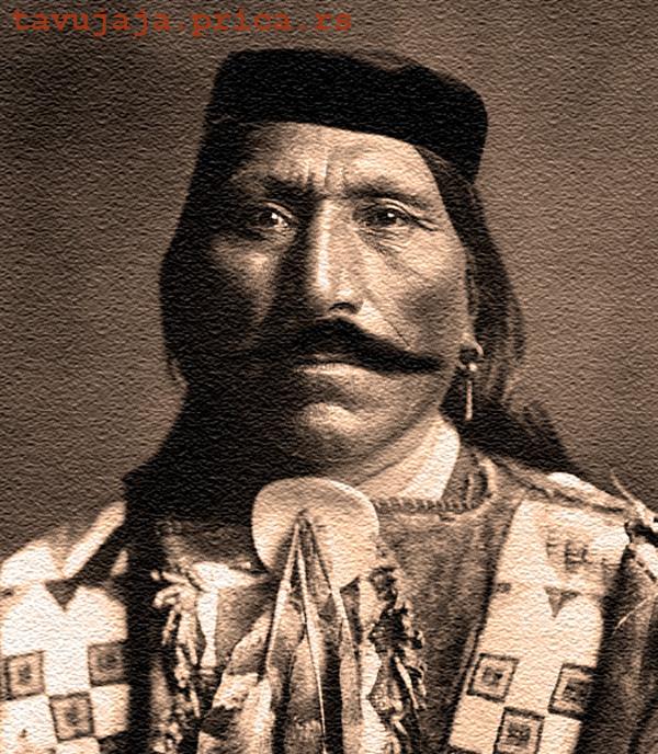 indijanac licanin